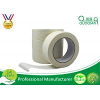 Buy cheap Low Adhesive White Colored Masking Tape 3M Length Single Side product