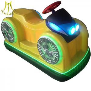 Buy cheap Hansel wholesale entertainment kids electric car plastic body large bumper car product