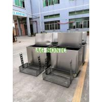 Buy cheap Restaurant Oven Cleaning Equipment Tanks 258L Stainless Steel 240V Electrical Element product