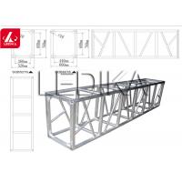 Buy cheap 6082 Aluminum Square Truss Trade Show Booth Fashion Show Stage Equipment from wholesalers