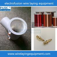 Wire laying machine for Electrofusion Tee/equal tee PC-20/160ZF Wire Laying Machine