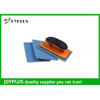 Buy cheap Customized Color Home Cleaning Tool Melamine Cleaning Sponge Set With Handle product