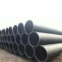 Buy cheap cold form ASTM A53 grade b lsaw welded round steel pipe product