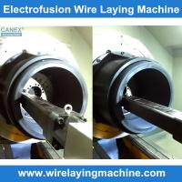 Buy cheap Electrofusion Fitting Wire Laying Machine product
