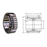 Buy cheap GCr15 P5 Double Row Taper Roller Bearing ID 100 - 500 Mm Mining Industry product