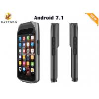 Buy cheap Android 7.1 WIFI Personal Digital Assistant Barcode Scanner Devices Support 1D / 2D UHF Function product