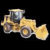 China  1.8 m³ Compact Wheel Loader / 2930mm Dump Height Wheel Loader , 3000kg Payload  for sale