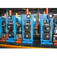Buy cheap Industry Carbon Steel Precision Tube Mill , Mill Speed 30-100m/min product