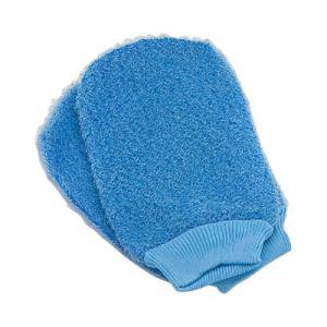Buy cheap Body Scrubbing Exfoliating Bath Gloves For Dry Skin Spa Bath Shower product