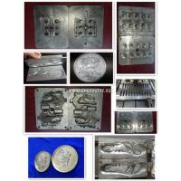 Projects of CNC metal mould marking machine