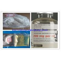 Buy cheap Muscle Growth Testosterone Steroid Hormone Enanthate Test Enanthate Powder product