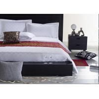 Buy cheap Jacquard Fabric Hotel Bedding Sets , Hotel Collection 6 Piece Comforter Set product