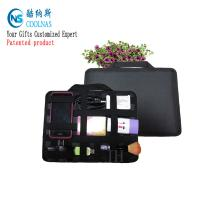 Buy cheap Neoprene Grid It Gadget Organizer , Waterproof Electronics Organizer For Travel from wholesalers