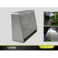 Buy cheap Pure White Solar Sensor Wall Light 3.5Volt PC 53 Led ROHS storefront light product