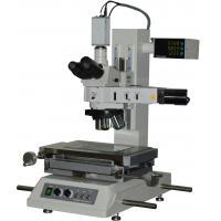 Buy cheap Bright Field Industrial Microscopes / Tool Microscope 0.0001 mm Resolution product