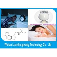 China CAS 196597-26-9 Ramelteon White Raw Powder for Treating Sleep Disorder wholesale
