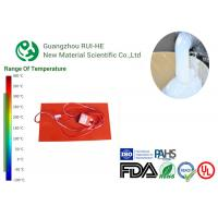 Buy cheap Transparent High Temperature Silicone Rubber H5350 - 50 ® Good Resilience product