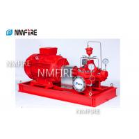 Buy cheap UL Listed Split Case Centrifugal Pump Motor Driven Fire Pump For Pipelines Bureaus product