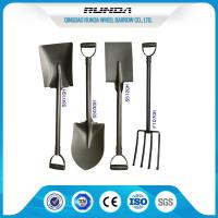 Buy cheap Antislip Handle Heavy Duty Spade Shovel S503GH D Type Grip 2kg Bullet - Proof from wholesalers