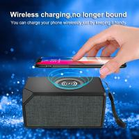 Buy cheap Mobile Portable Bluetooth Speaker with Radio and Built-in Lithium Battery product