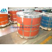 Buy cheap SGCC SGCH Matt Pre Painted Steel Coil Color Coated For Building Materials product