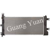 Quality Aluminum Core Plastic Tank Nissan Car Radiator LEAF 13-16 A / MT 21410-3NF0A for sale