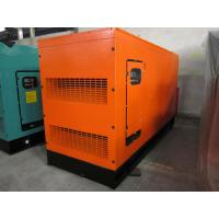 Buy cheap Cummins Power Water Cooled Silent Type Diesel Generator 150KW / 188KVA product