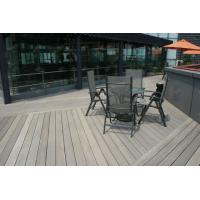 Buy cheap Flexible WPC Composite Decking Patio WPC Construction Decking product