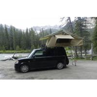 Buy cheap Movable 4x4 Roof Rack Awning Integrated Structure UV Resistance And Waterproof product