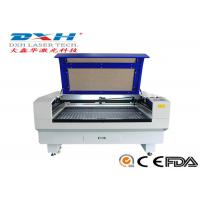 Buy cheap Fabric / Leather Laser Engraving Machine 60 Watt Co2 Laser Engraver 0-800mm/S product