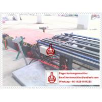 Buy cheap Double Roller Extruding Sandwich Panel Line , Glue Spreading Veneering Drying Wall Panel Equipment product
