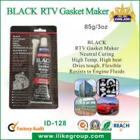 Buy cheap Black Gasket Ge Silicone Sealant High Temperature For Vehicle Body product