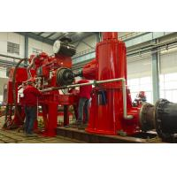 Buy cheap UL Listed 2000gpm Fire Fighting Water Pump Set Diesel Engine / Electric Motor Driven product