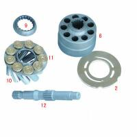 Buy cheap PVE19 / 21 Vickers Hydraulic Pump Parts for 19cc, 21cc product
