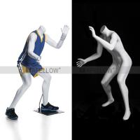 Buy cheap 2018 pop type realistic male sport mannequin for sale or display product