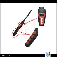 Buy cheap 134.2KHz LF RFID Microchip Scanner Long Range Stick Cable For Animal Management product
