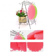 Buy cheap Silicone Sponge Scrubber Brush Scrubber Cleaning Kitchen Home Wash Washing Tools product