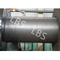 Buy cheap High Strength Steel Wire Rope Sleeve Left / Right Rotation Direction product