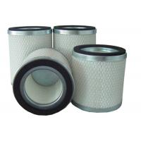 Buy cheap High Efficiency Replacement Cartridge ULPA Filter , Industrial Air Filter For Dust product