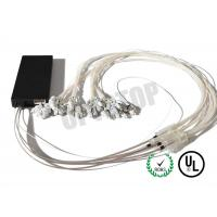 Buy cheap Wavelength 1060 / 1550nm Fiber Optic Splitters For AM Video Systems product
