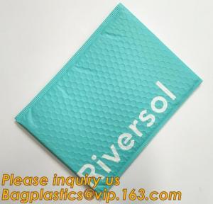 China Metallic Bubble Mailer Metallic Foil Mailer Poly Bubble Mailer Poly Mailer PE Film Bubble Mailer Cardboard Bag on sale