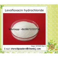 Buy cheap High purity Levofloxacin hydrochloride Peptide Synthesis/Antibiotics 100986-85-4 product