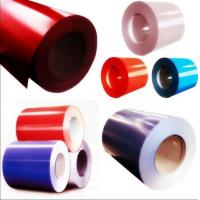 Buy cheap Roofing Material Prepainted colored Steel Coil PPGI 0.12-1.2mm Thickness 1250width product