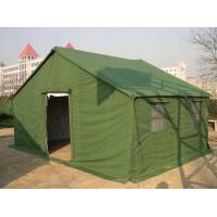 Buy cheap Green Outdoor Disaster Relief Emergency Shelter Tent For Medical Service Space product