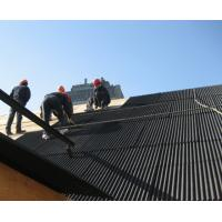 Buy cheap Bitumen Corrugated Weatherproof Roof Sheet Asphalt corrugated waterproof roof panel Asphalt weatherproof Roofing System product