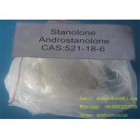 Buy cheap Dihydrotestosterone (DHT) / Stanolone Anabolic Steroid Powder CAS 521-18-6 product