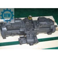 Buy cheap 12 Teeth CAT E110B Excavator Hydraulic Pump K5V80DT-9N0Y-02 2480rpm Max speed product