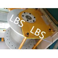 Buy cheap Electric / Hydraulic Windlass Winch , Combined Marine Mooring Winch With Lebus Grooving product