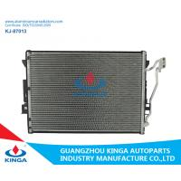 Buy cheap Aluminum Car Radiators / Auto AC Condenser Cooling System Benz Cl-Class OEM 2215010154 product