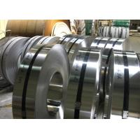 Buy cheap 10 - 800mm Width Cold Rolled Stainless Steel Strip Thickness 0.05 - 1.2mm product